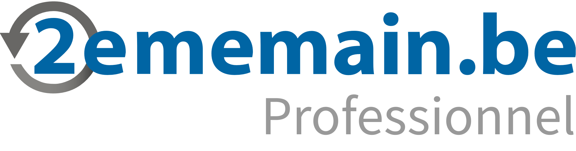 2ememain.be Professionnel logo